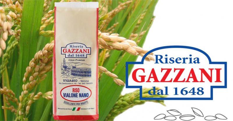 Offerta produttori italiani di riso VIALONE NANO - Occasione Vendita online Riso Varietà VIALONE NANO