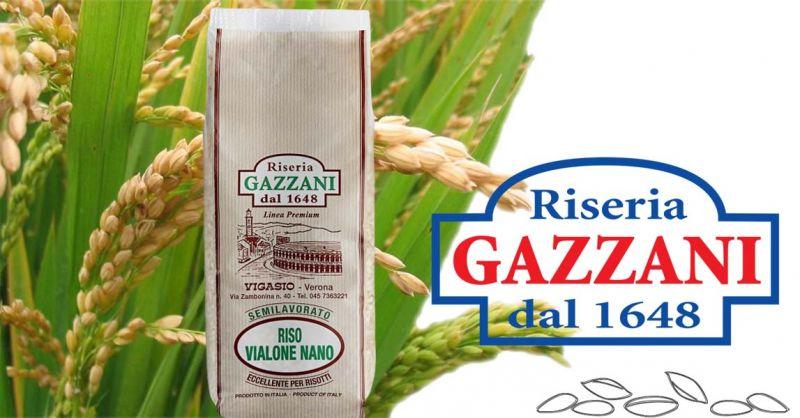 Offerta Riso italiano Semilavorato Vialone Nano - Occasione Vendita online Riso di qualità Semilavorato