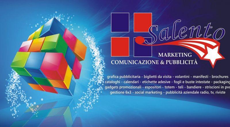 Salento Marketing offerta grafica pubblicitaria - occasione stampe volantini Brindisi