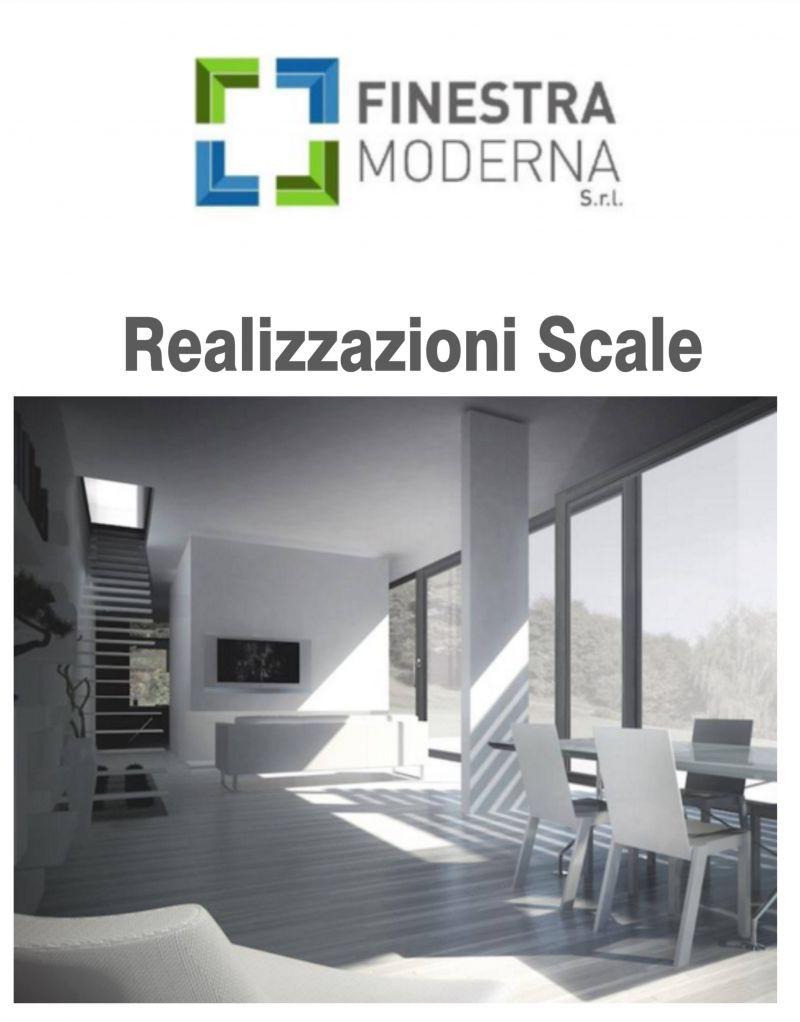 offerta vendita installazione scale - occasione realizzione scale in legno acciaio vetro