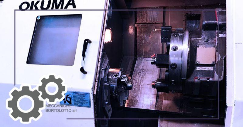 Offerta produzione componenti in metallo di precisione Vicenza - Occasione Lavorazione metalli di precisione