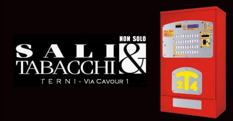 offerta tabaccheria con distributore sigarette Terni - occasione vendita accendini Zippo Terni