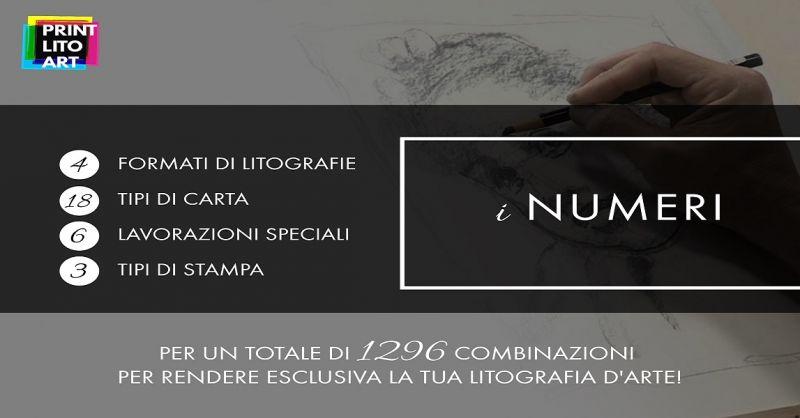 PrintLitoArt offerta servizio online stampa opere litografiche e riproduzione di opere d'arte