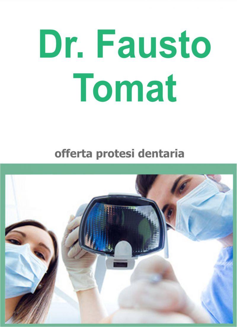 Offerta Protesi dentaria Udine - Offerta capsula in zirconio e faccette estetiche protesi UD