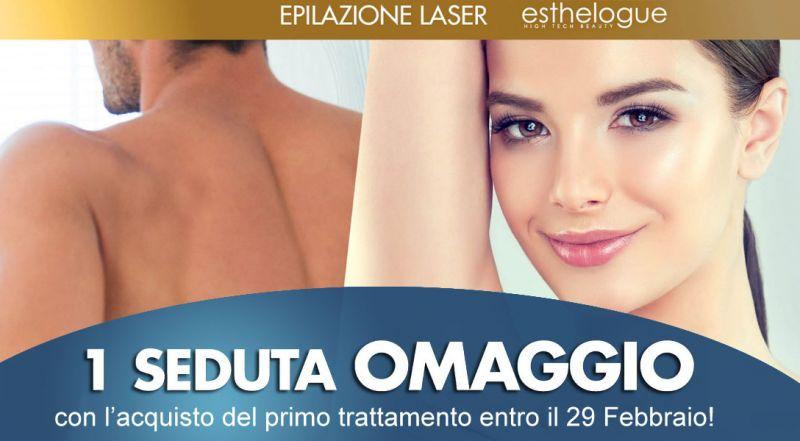 Offerta centro estetico epilazione laser definitiva Taranto – Promozione epilazione laser a diodo Taranto
