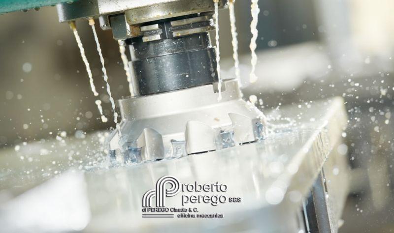 OFFICINA MECCANICA PEREGO offerta lavorazione pezzi meccanici conto terzi qualita elevata
