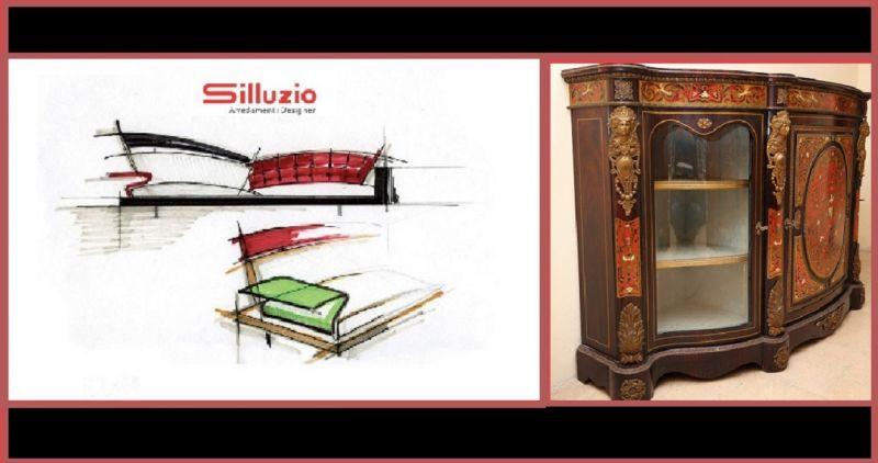 Silluzio offer luxury furniture made in italy - occasion sale of fine furniture made in italy