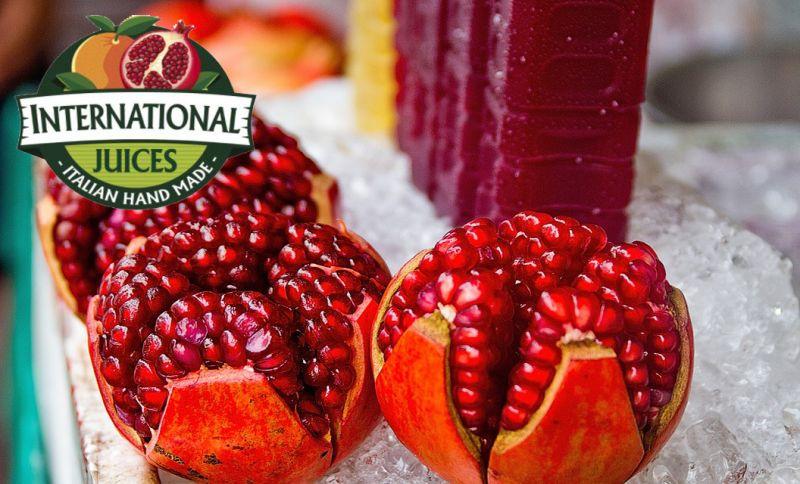 Offerta semilavorati succo frutta industria alimentare italia - spremuta melagrana calabria
