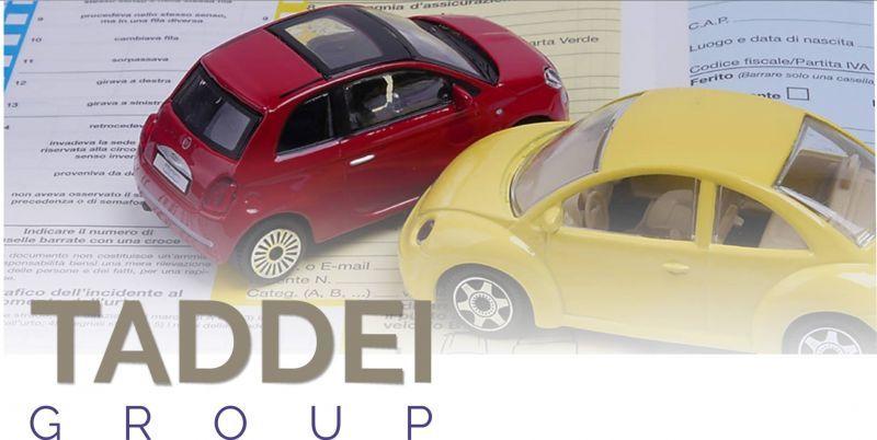 Taddei Group - offerta risarcimento incidente stradale