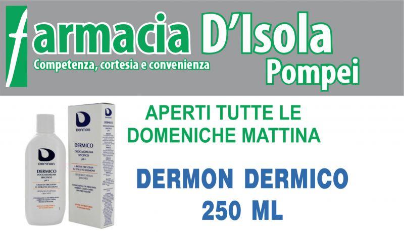 offerta vendita detergente dermon dermico farmacia napoli - occasione detergente dermon