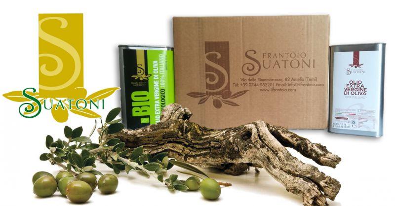 IL FRANTOIO DI SUATONI - Occasione vendita olio bio extravergine oliva umbro made in Italy