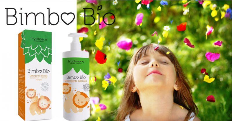 Fruttonero offerta Detergente delicato Bimbo Bio - occasione sapone biologico per bambini
