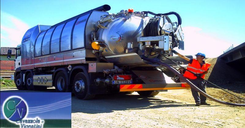 offerta servizio smaltimento fanghi di depurazione - occasione trasporto di rifiuti conto terzi
