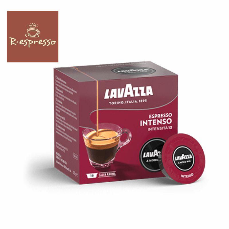 RESPRESSO offerta capsule lavazza a modo mio espresso intenso - capsule lavazza scontate