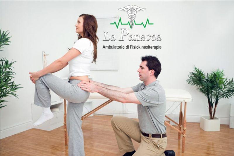 LA PANACEA offerta rieducazione posturale globale ferrara - occasione ginnastica posturale fe