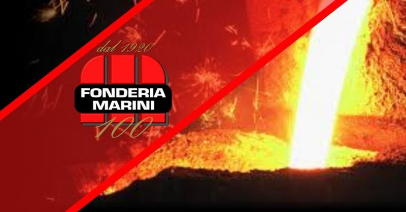 FONDERIA MARINI - Ductile grey iron casting offer Italy - Cast iron foundry opportunity in Italy