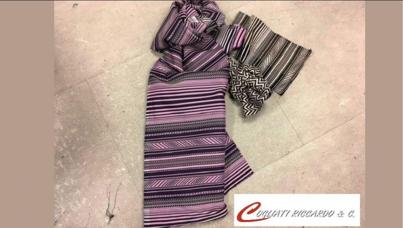 Cerca produzione e vendita ingrosso tessuti como - TESSITURA JACQUARD