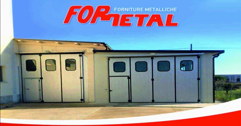 For.metal forniture metalliche offerta lavori carpenteria - occasione recinzioni cancelli