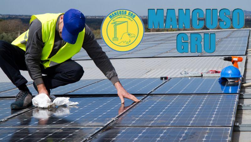 Offerta pulizia manutenzione pannelli solari catanzaro promo pannelli solari domestici lamezia
