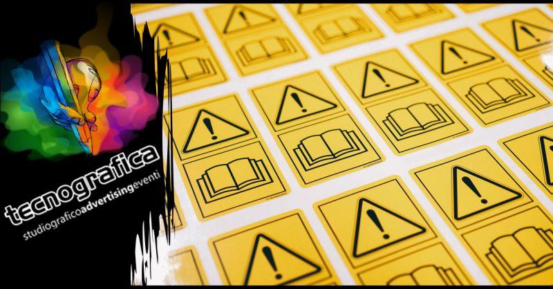 Offerta Stampa Cartelli Personalizzati - Occasione cartelloni segnaletica pubblicitaria Aziendale