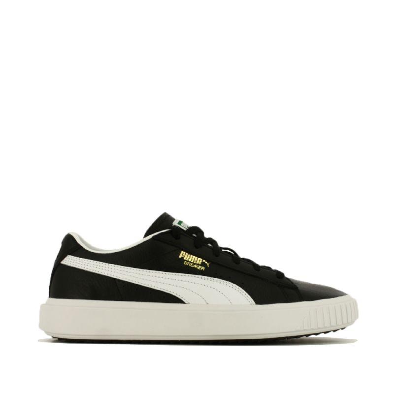 Offerta Scarpe Puma - Occasione Puma Breaker Lthr 366078 01 - Offerta Sneaker Puma