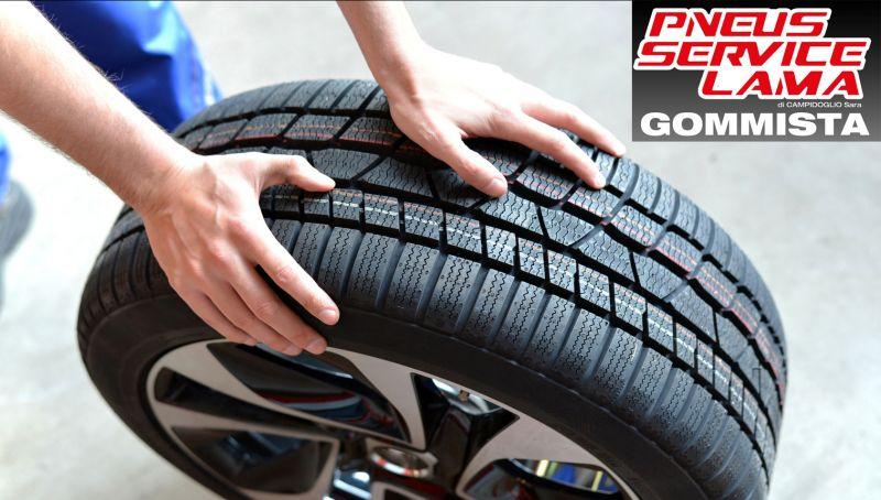 promo rettifica cerchi in lega taranto - promo cambio pneumatici usati taranto - check up gomme