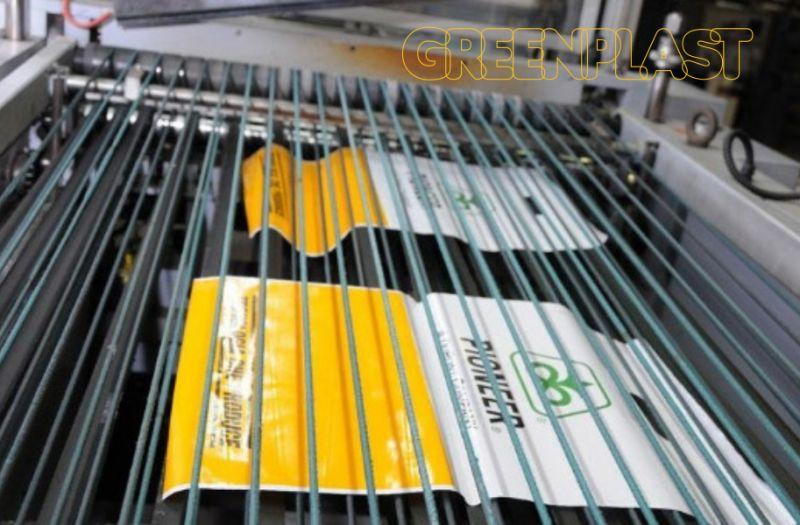 GREEN PLAST offerta vendita buste polietilene - promo sacchetti per imballaggio personalizzati