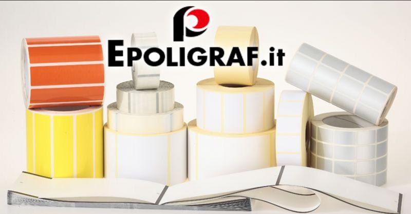 Offerta vendita Etichette adesive Formato A4 - Occasione Etichette Adesive su A4 in poliestere