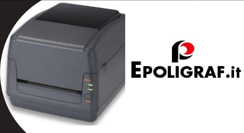 EPOLIGRAF.IT - Occasione vendita online STAMPANTE METEOR BARCODE SMART E/4