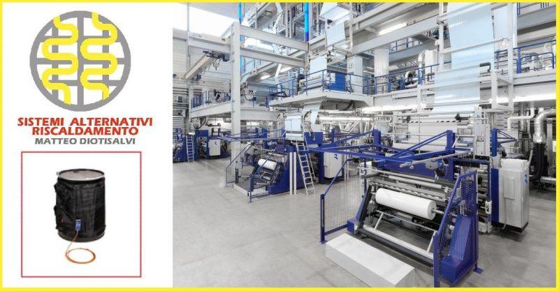 DIOTISALVI MATTEO - Angebot zur Herstellung von Heizbändern aus italienischer Produktion