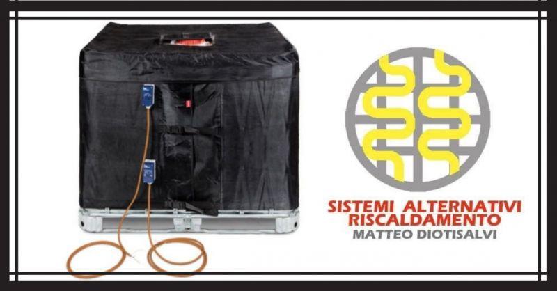 SISTEMI RISCALDAMENTO Matteo Diotisalvi  - Vendita fasce scaldafusti 200 LT potenza 1200 W