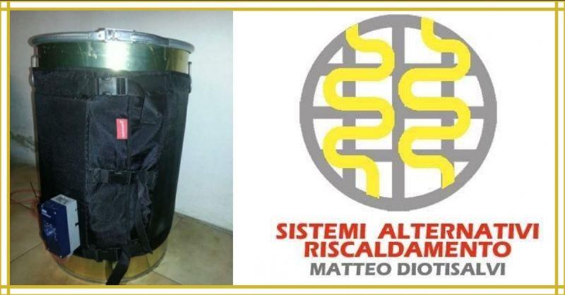SYSTÈMES DE CHAUFFAGE Matteo Diotisalvi - Offre de vente en ligne de chauffe-fûts 50 litres