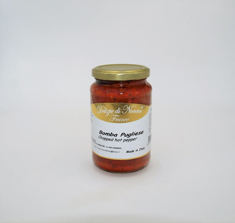 offerta bomba pugliese - offerta  peperoncino - offerta crema piccante bruschette