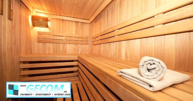 Offerta realizzazione bagno turco su misura - Occasione progettazione di saune e piscine Verona