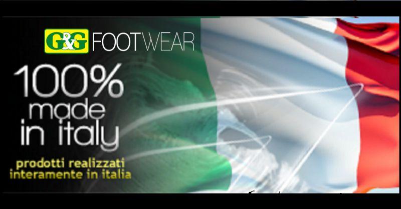 G&G Footwear - Offerta azienda leader produzione di calzature in PVC e gomma nitrilica Italy.