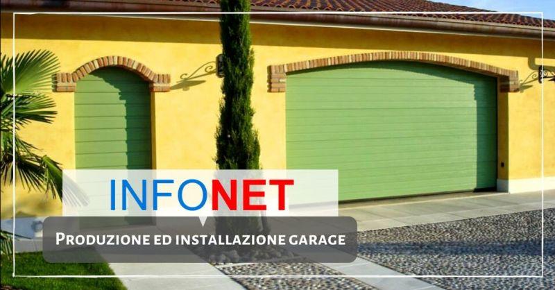Offerta vendita installazione portoni sezionali Vicenza - occasione riparazione porte garage