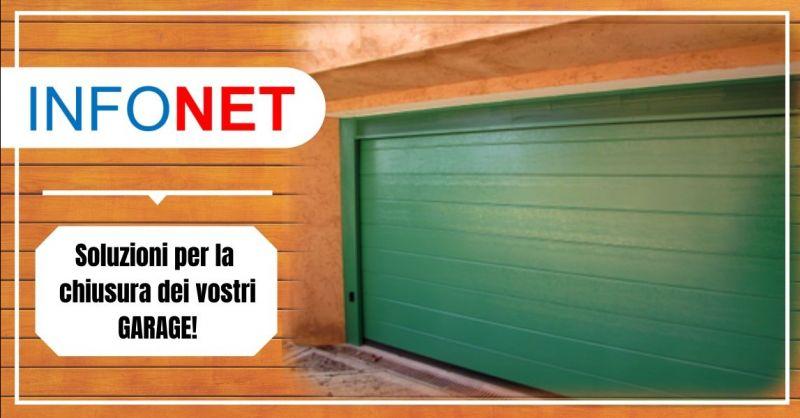 Offerta produzione porte basculanti per garage Vicenza - occasione installazione portoni laterali