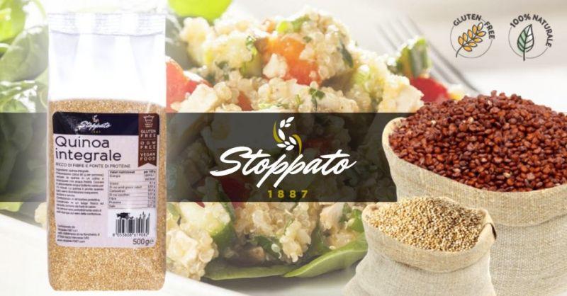 Offerta vendita online quinoa integrale biologica senza glutine - quinoa bio italiana europea acquisto online