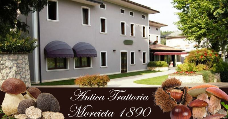 Antica Trattoria Moreieta - Offerta albergo hotel di lusso vicino la fiera dell'oro di Vicenza