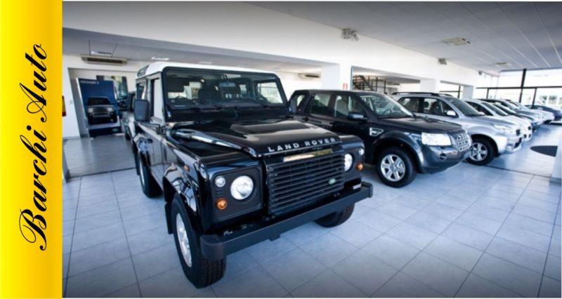 BARCHI AUTO offerta vendita auto Land Rover Range Rover Jaguar Suzuki Hyundai Forlì