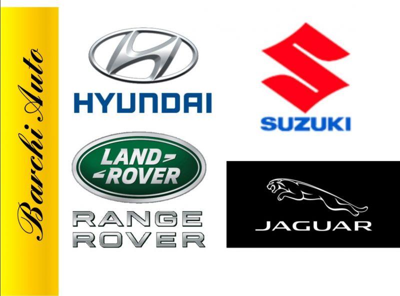 BARCHI AUTO occasione vendita auto Land Rover Range Rover Jaguar Suzuki Hyundai Ravenna